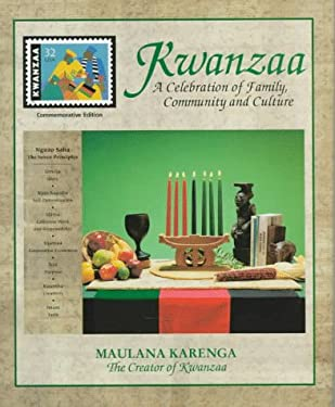 Kwanzaa: A Celebration of Family, Community and Culture 9780943412214