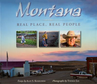 Montana: Real Place, Real People 9780944197882