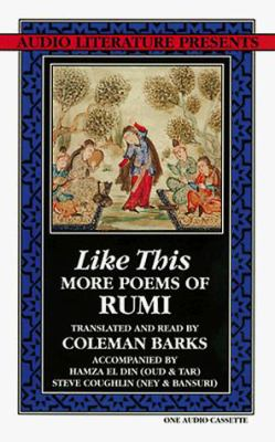 Like This: More Poems of Rumi 9780944993149