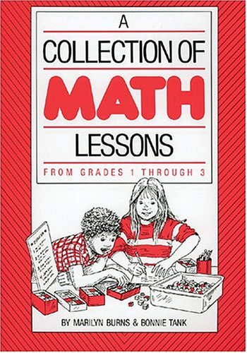 A Collection of Math Lessons Grades 1-3 9780941355018
