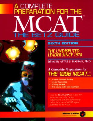 A Complete Preparation for the MCAT 9780941406291