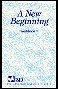 A New Beginning: Daily Devotional Workbook for the First Twelve Week Session 9780941478700