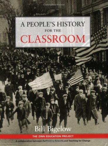 A People's History for the Classroom 9780942961393