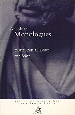 Absolute Monologues: European Classics for Men 9780948230721