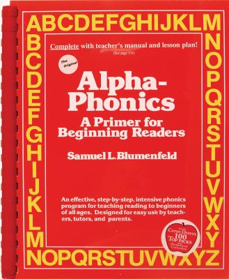 Alpha Phonics Primer for Beginners 9780941995009