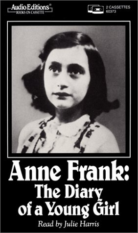Anne Frank: Diary of Young Girl(cas 9780945353737