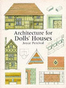 Architecture for Doll's Houses 9780946819980