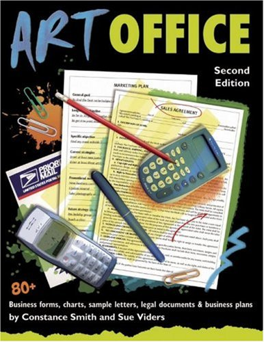 Art Office, Second Edition: 80+ Business Forms, Charts, Sample Letters, Legal Documents & Business Plans 9780940899285