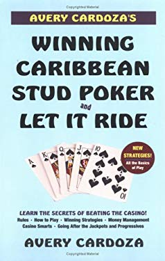 Avery Cardoza's Caribbean Stud Poker and Let It Ride 9780940685123