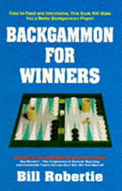 Backgammon for Winners 9780940685581