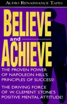 Believe and Achieve 9780940687455