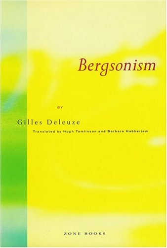 Bergsonism 9780942299076