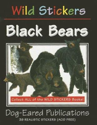 Black Bears 9780941042383