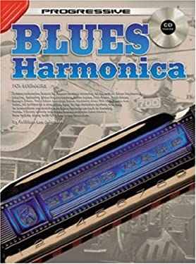 Blues Harmonica Bk/CD: For Beginners 9780947183851