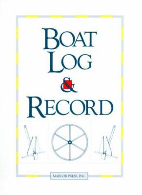 Boat Log and Record 9780943400716