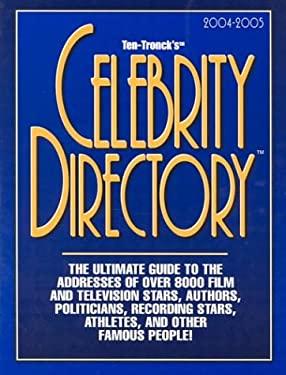 Celebrity Directory 9780943213484