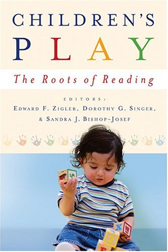 Children's Play: The Roots of Reading 9780943657752