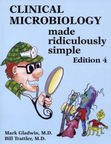 Clinical Microbiology Made Ridiculously Simple 9780940780811