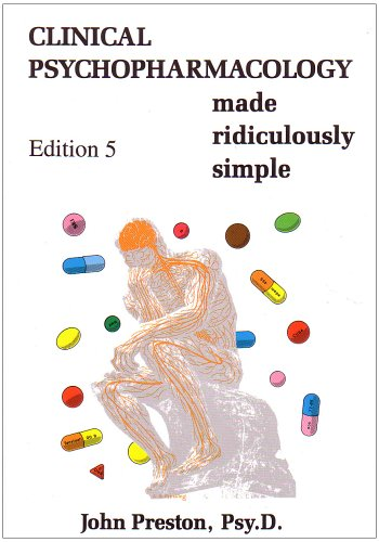 Clinical Psychopharmacology Made Ridiculously Simple 9780940780651