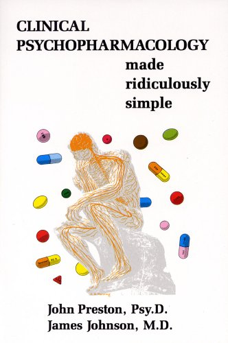 Clinical Psychopharmacology Made Ridiculously Simple 9780940780880