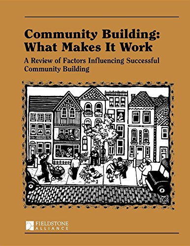 Community Building: What Makes It Work: A Review of Factors Influencing Successful Community Building 9780940069121