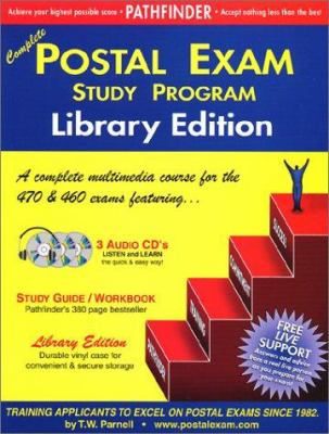 Complete Postal Exam 460 Study Program [With CD] 9780940182172