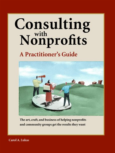Consulting with Nonprofits: A Practitioner's Guide 9780940069176