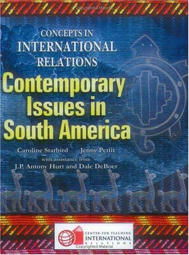 Contemporary Issues in South America 9780943804903