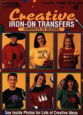 Creative Iron on Transfers 9780942237818