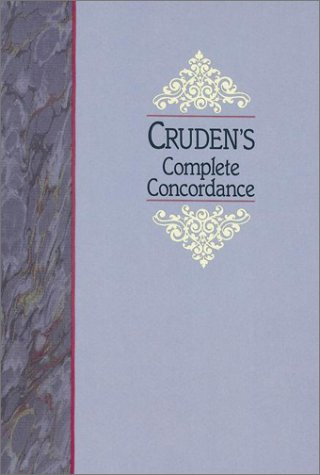 Cruden's Complete Concordance to the Old and New Testaments 9780943575827