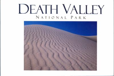 Death Valley National Park: Twenty Postcards 9780944197363