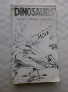 Dinosaurs Flip Book 9780946014200