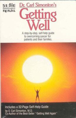 Dr. Carl Simonton's Getting Well 9780940687127