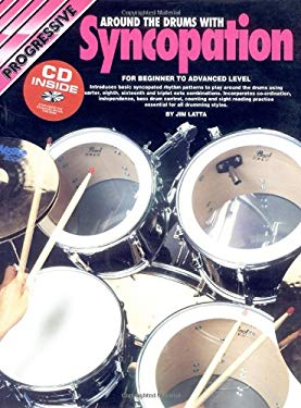 Drum Syncopation Bk/CD: For Beginner to Advanced Level