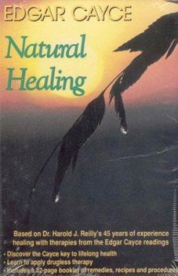 Edgar Cayce Natural Healing 9780940687820