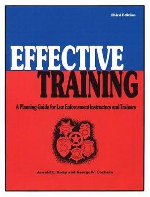 Effective Training 9780942728897