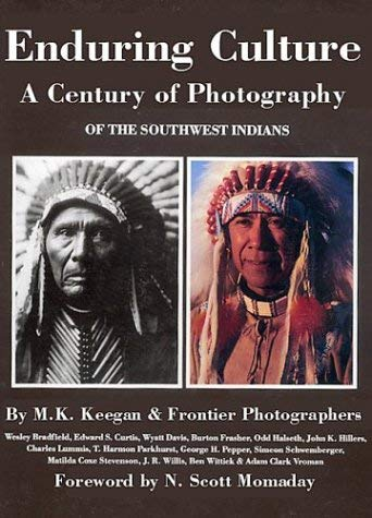Enduring Culture: A Century of Photography of the Southwest Indians 9780940666115
