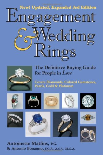 Engagement & Wedding Rings 3ed PB 9780943763415