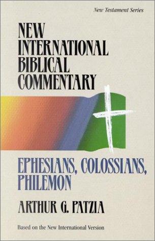 Ephesians, Colossians, Philemon 9780943575193