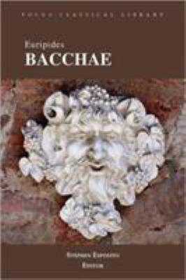 Euripides' Bacchae 9780941051422