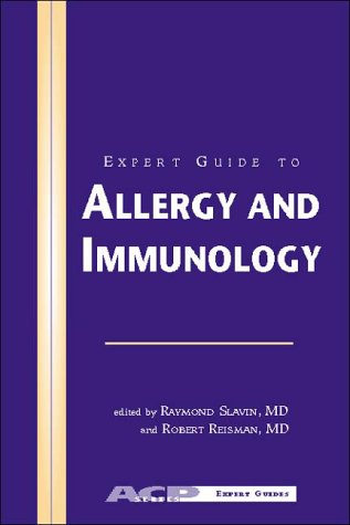 Expert Guide to Allergy and Immunology 9780943126739