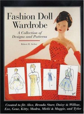 Fashion Doll Wardrobe Collection 9780942620641
