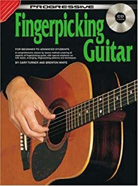 Fingerpicking Guitar Bk/CD: For Beginner to Advanced Students 9780947183134