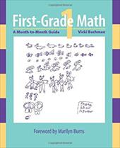ISBN 9780941355544 product image for First-Grade Math | upcitemdb.com