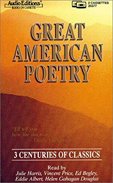 Great American Poetry 9780945353775