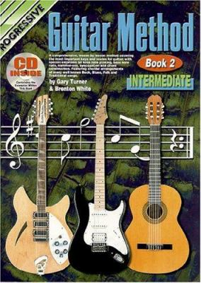 Guitar Method Book 2 Book/CD: Intermediate 9780947183035