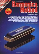 Harmonica Method Bk/CD: For Beginners 4246213