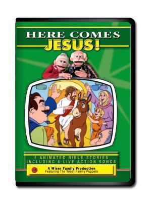 Here Comes Jesus! DVD: Bible Stories for Children