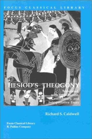 Hesiod's Theogony 9780941051002