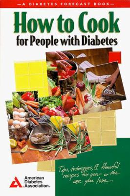 How to Cook for People with Diabetes 9780945448686